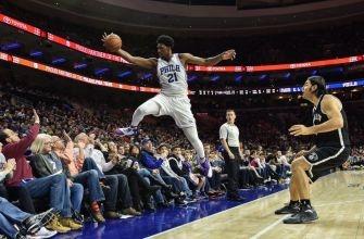 Philadelphia 76ers Merchandise And Jersey Sales Rising