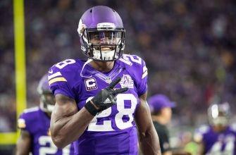 NFL Rumors: Adrian Peterson Names Three Teams of Interest