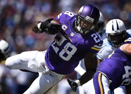 Adrian Peterson has 'thought about' joining Giants if Vikings cut him