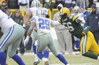 Julius Peppers: Is his time in Green Bay coming to an end?