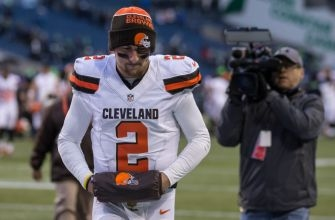 Johnny Manziel: 'Haven't been this happy in a long time'
