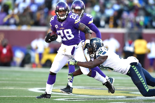 Adrian Peterson makes pitch to sign with Giants