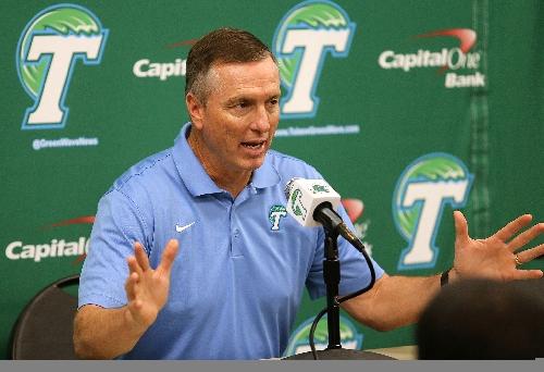 Texas WR Sam Crawford commits to Tulane: source