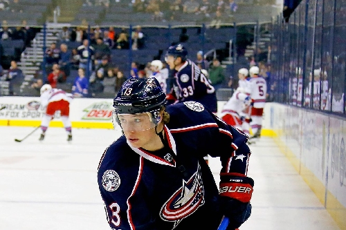 Eagles in the Pros 1/9-1/15: Cam Atkinson Continues to Lead Columbus to Victory