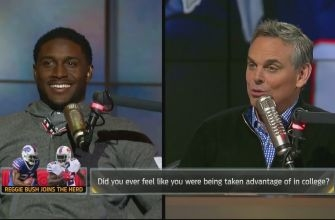 Reggie Bush discusses his college football success and more | THE HERD (FULL INTERVIEW)