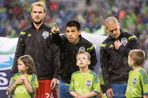 Mexican World Cup veteran joins Sounders coaching staff