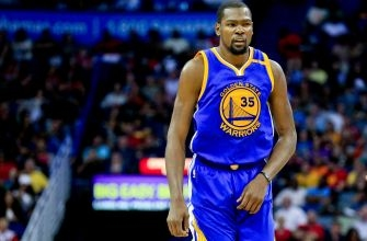 Kevin Durant on future with Warriors: