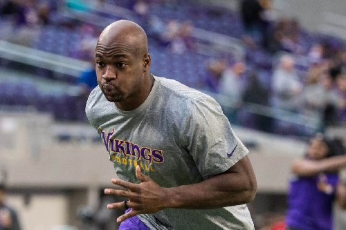 2017 NFL Free Agency: Adrian Peterson Mentions Texans As Possible Landing Spot If Vikings Release Him