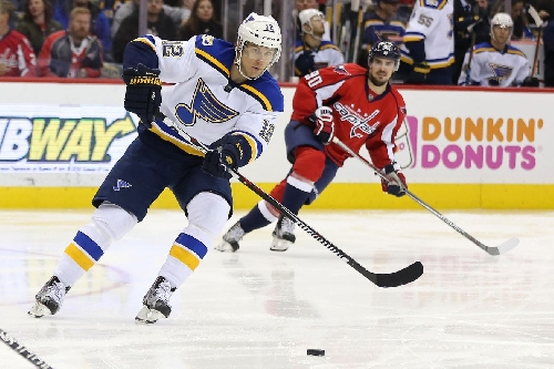 Capitals at Blues preview: Allen, Tarasenko the keys to the game