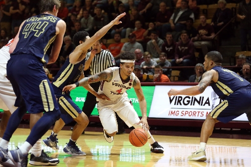 Ability to embrace pressure allows Virginia Tech men's hoops to come through in clutch