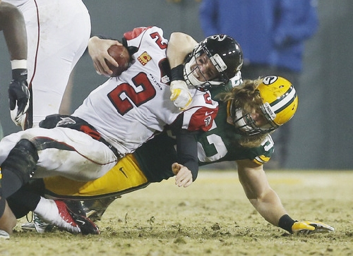 Leaky pass defenses to be tested when Packers meet Falcons The Associated Press