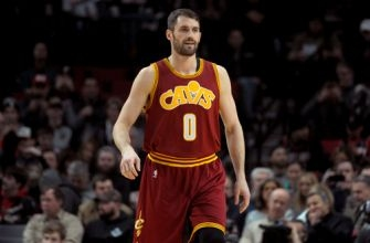Cavs star forward Kevin Love sidelined with back spasms