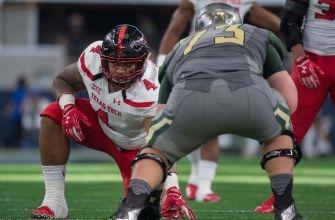 Could USC Football Pursue Texas Tech Transfer DT Breiden Fehoko?