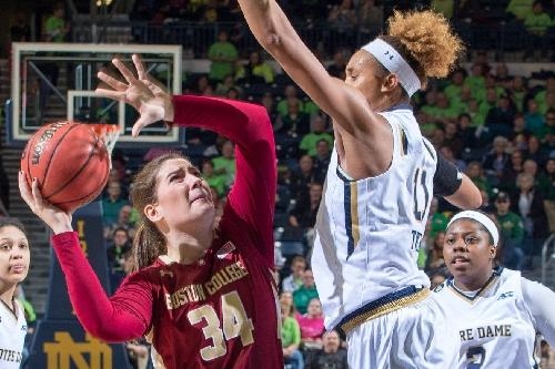 Preview: Boston College Women's Basketball vs. Notre Dame