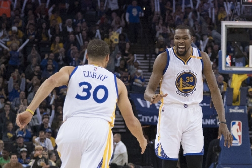 NBA All-Star Game roster 2017: Stephen Curry, Kevin Durant lead the West All-Star starting five