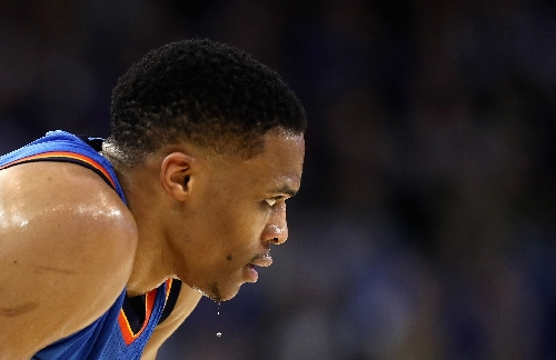 Westbrook snubbed for Curry, Harden as All-Star starter