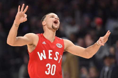 Steph Curry, Kevin Durant named All-Star game starters