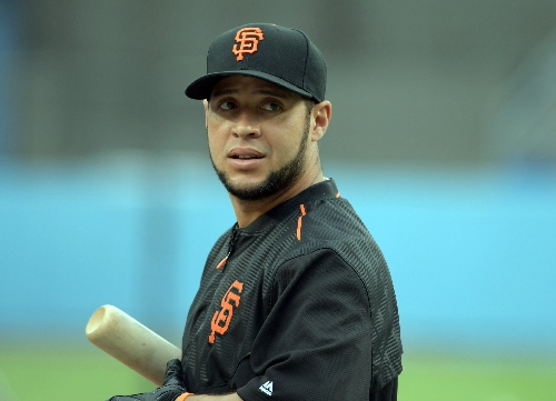 Arizona Diamondbacks add veteran Gregor Blanco on minor-league deal