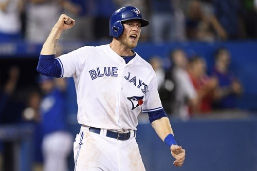 Phillies finalize deal $9M deal with Michael Saunders The Associated Press