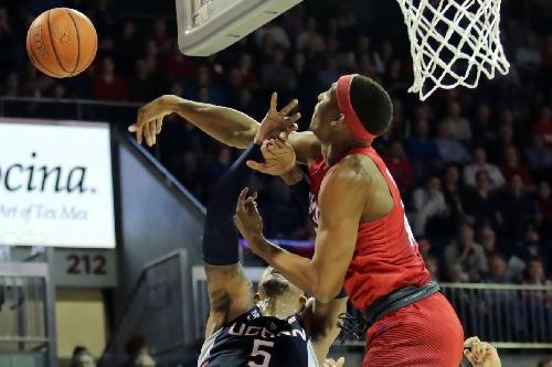 UConn Men's Basketball Crushed by SMU, 69-49