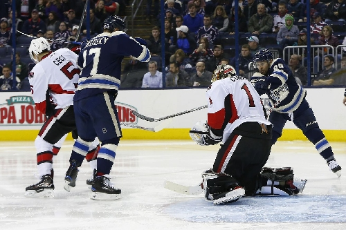Mike Condon shuts out Columbus Blue Jackets en route to 2-0 victory