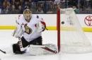 Flu Riddled Senators Silence NHL's Top Team