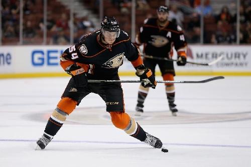 Nashville Predators Acquire Defenseman Andrew O'Brien From Anaheim Ducks