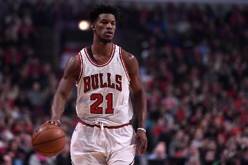 Jimmy Butler Is An NBA All-Star Game Starter!