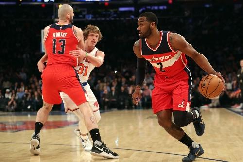 Wizards 113, Knicks 110: Scenes from a romper-stomper