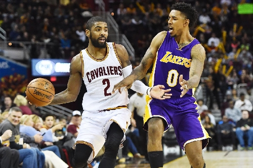Lakers News: Kyrie Irving once asked Nick Young for clothes in the middle of a game