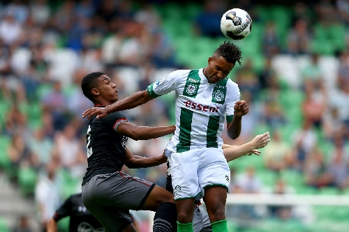 Report: San Jose Earthquakes sign Dutch forward Danny Hoesen from FC Groningen