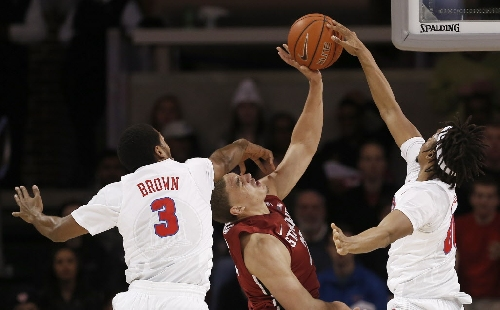 UConn becomes latest victim as SMU continues to dominate atMoody Coliseum