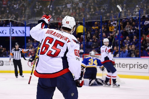 Capitals Vs. Blues Recap: More Pride in The Stands Than on The Ice