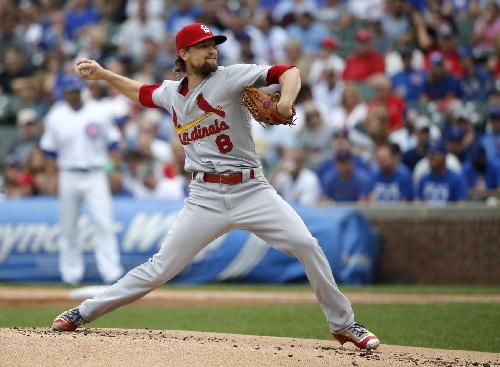 Cardinals' Leake looking forward to better season