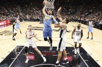 Jokic Shines, Denver Nuggets Lose To The San Antonio Spurs 118-104
