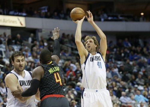 Even though the Cowboys are done, there is plenty of sports to consume in D-FW, including Dirk's greatness