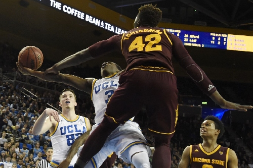 ASU Basketball: Sun Devils can't keep pace with No. 3 Bruins, fall 102-80