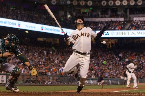 Gregor Blanco's five best games with the Giants
