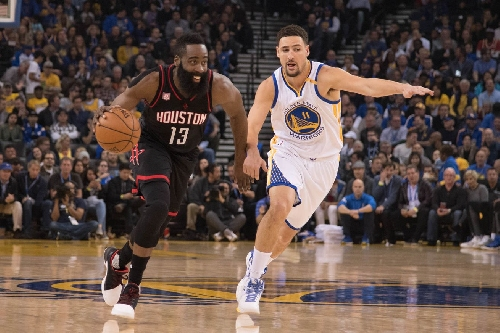 Game Preview: Warriors look to contain James Harden and the Rockets