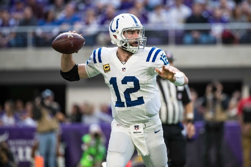Andrew Luck's timeline for full return reportedly set for mid-July