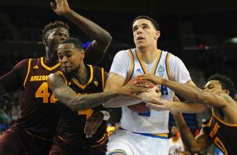 No. 3 Bruins too strong for Sun Devils