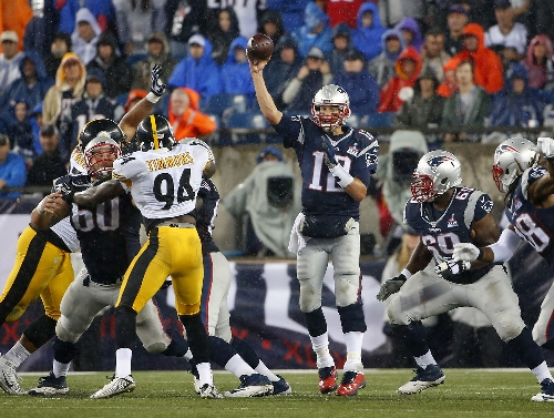 When it comes to Patriots, Steelers have to be ready for anything