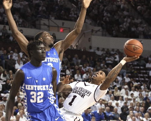 No. 24 S Carolina travels to No. 5 Kentucky in SEC This Week The Associated Press