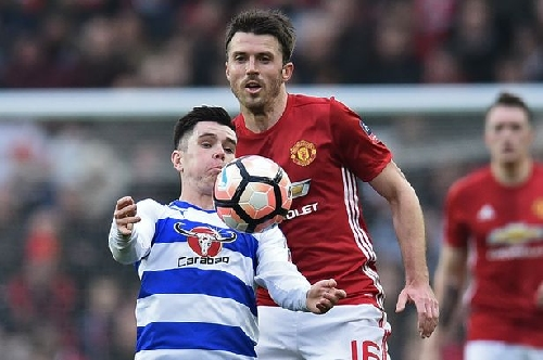 Manchester United midfielder Michael Carrick gives view of workload under Jose Mourinho