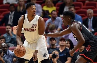 The Miami Heat would be crazy to trade Hassan Whiteside