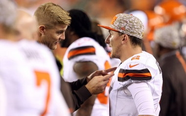 Admitting mistakes is at least a start for Johnny Manziel -- Bud Shaw
