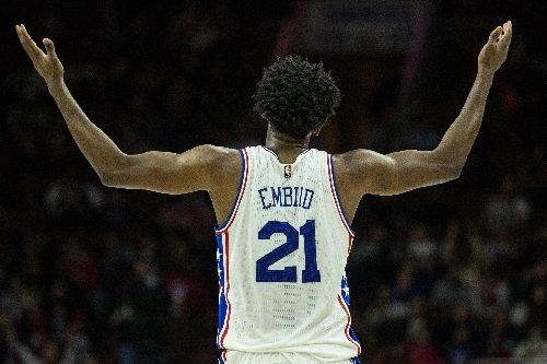 2017 NBA All-Star Game starters: Sixers' Joel Embiid snubbed | Complete vote totals