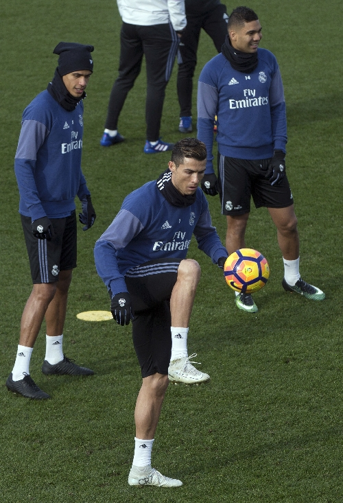 Zidane says Ronaldo is still a difference-maker for Madrid The Associated Press