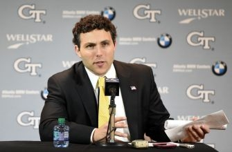 Georgia Tech Basketball: Pastner Has Yellow Jackets Headed In Right Direction
