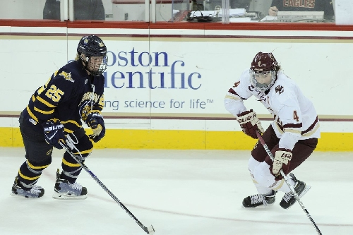 Boston College Women's Hockey vs Vermont: Preview